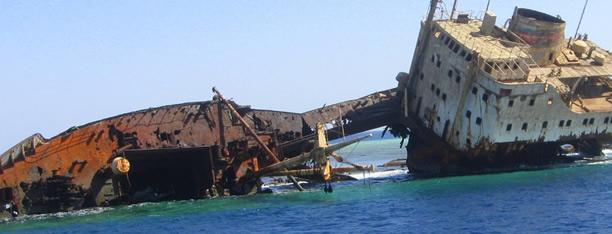 demolizione navale